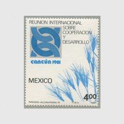 メキシコ 1981年協力と開発に関する国際会議
