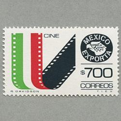 メキシコ 1988年フィルム$700