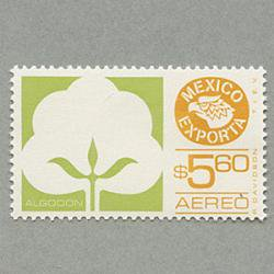 メキシコ 1976年綿