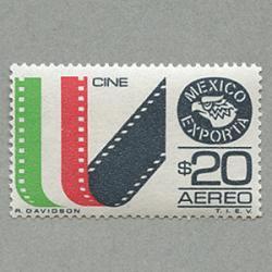 メキシコ 1981年フィルム$20