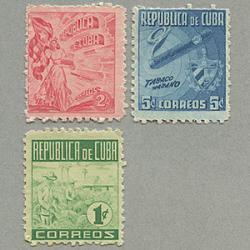 キューバ 1948年たばこ産業