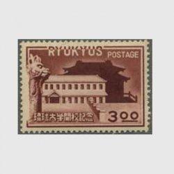 沖縄 1951年琉球大学開校