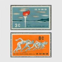沖縄 1960年九州陸上競技大会
