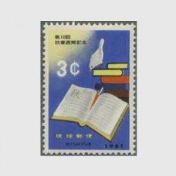 沖縄 1961年第10回読書週間