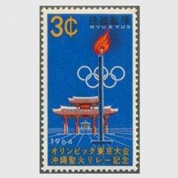 沖縄 1964年東京五輪聖火リレー