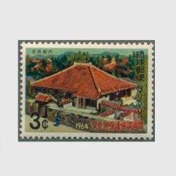 沖縄 1964年文化財保護