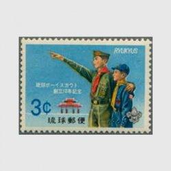 沖縄 1965年ボーイスカウト