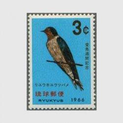 沖縄 1966年愛鳥週間