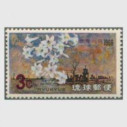沖縄 1966年慰霊の日