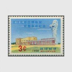 沖縄 1966年博物館落成