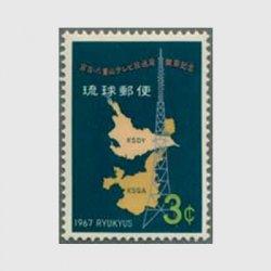 沖縄 1967年テレビ局開局