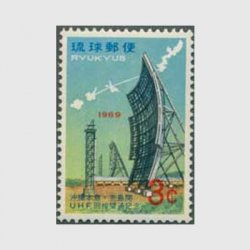 沖縄 1969年UHF回線開通