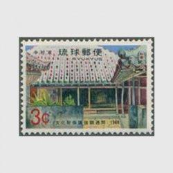 沖縄 1969年文化財保護