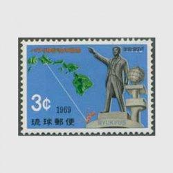 沖縄 1969年ハワイ移住70年
