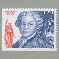 モナコ 2006年ヴァルフガング・アマデウス・モーツァルト