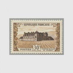 フランス 1951年クロ・ド・ブージョ城400年