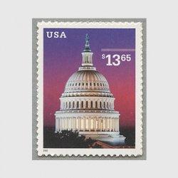 アメリカ 2002年国会議事堂額面13.65ドル