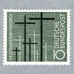 西ドイツ 1956年第2次大戦戦没者墓地協会※少難品