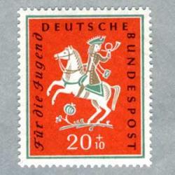 西ドイツ 1958年「パラティネートのハンター」