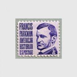 アメリカ 1967年歴史家 F.パークマン