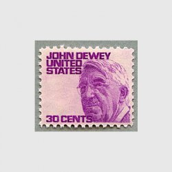 アメリカ 1968年哲学者  J.デューイ