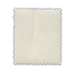 無印刷切手