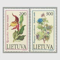 リトアニア 1992年蘭など2種