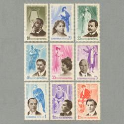 ルーマニア 1964年オペラ9種