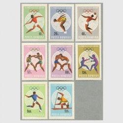 ルーマニア 1968年メキシコオリンピック8種