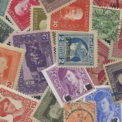 オーストリア軍事切手
