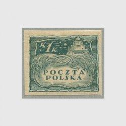 ポーランド 1919年農家1k