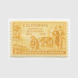 アメリカ 1950年カリフォルニア州100年