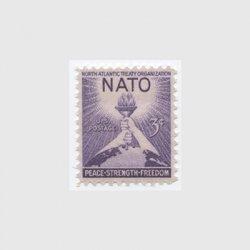 アメリカ 1952年NATO