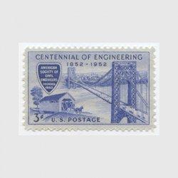 アメリカ 1952年米国土木協会