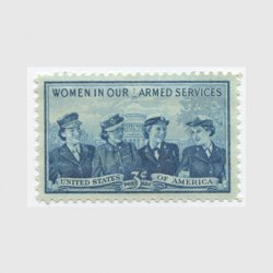 アメリカ 1952年米国婦人部隊
