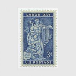 アメリカ 1956年労働の日