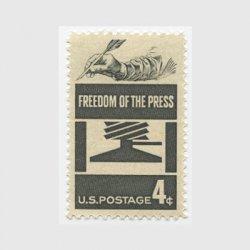 アメリカ 1958年出版の自由