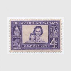 アメリカ 1960年アメリカ婦人