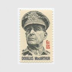 アメリカ 1971年マッカーサー元帥