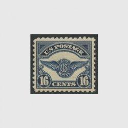 アメリカ 1923年航空切手16c