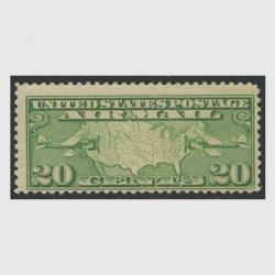 アメリカ 1927年航空切手20c