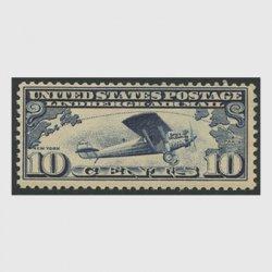 アメリカ 1927年航空切手10c