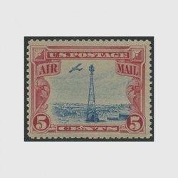 アメリカ 1927年航空切手20c - ...