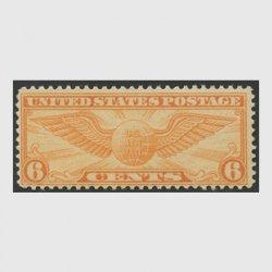 アメリカ 1934年航空切手6c