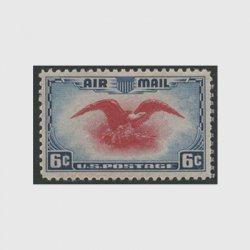 アメリカ 1938年航空切手6c