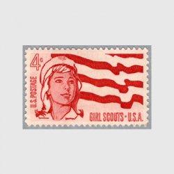 アメリカ 1962年ガールスカウト50年
