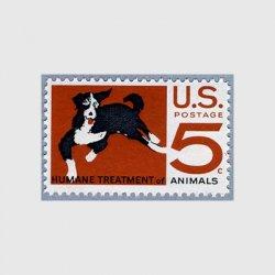 アメリカ 1966年 動物愛護