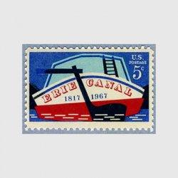 アメリカ 1967年 エリー運河150年