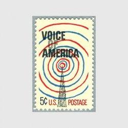 アメリカ 1967年 VOA放送25年