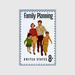 アメリカ 1972年 家族計画